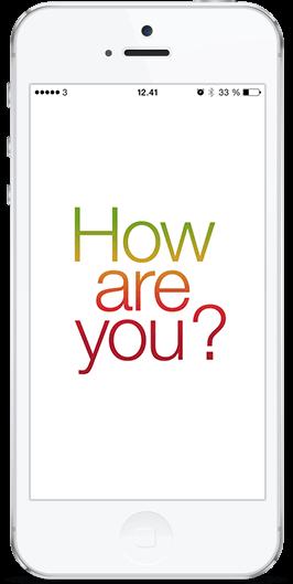 flytte apps på iphone